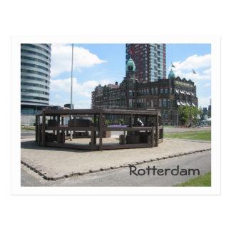 Cartão Postal Monumento para emigrantes holandeses