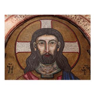 Cartão Postal Mosaico de Jesus