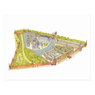 Cartão Postal Moscovo Kremlin