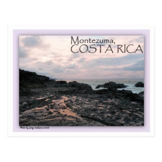 Cartão Postal Motenzuma, Costa Rica