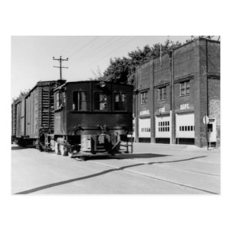 Cartão Postal Motor diesel em Algonac Michigan