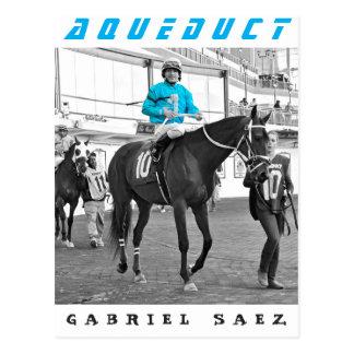 Cartão Postal Movimentação de Gabriel Sáez-Foxhall