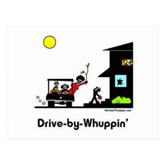 Cartão Postal Movimentação-Por-Whuppin