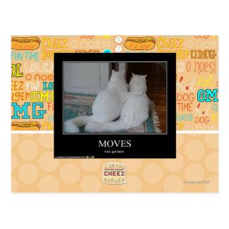 Cartão Postal Movimentos