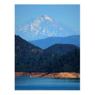 Cartão Postal Mt Shasta