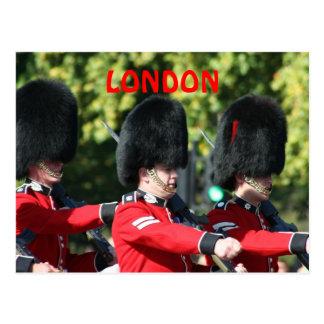 Cartão Postal Mudança da guarda Londres