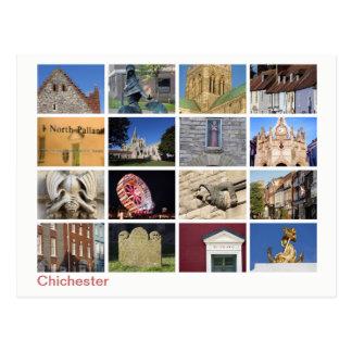 Cartão Postal Multi-imagem 2 de Christchurch