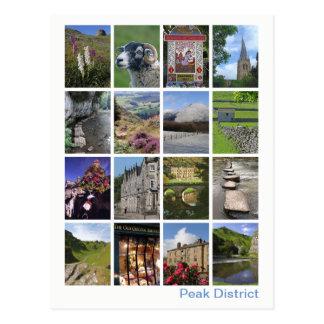 Cartão Postal Multi-imagem máxima 3 do distrito