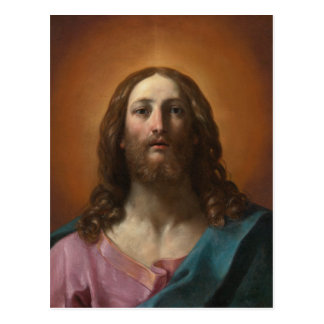 Cartão Postal Mundi Guido Reni CC0988 de Salvator do cristo