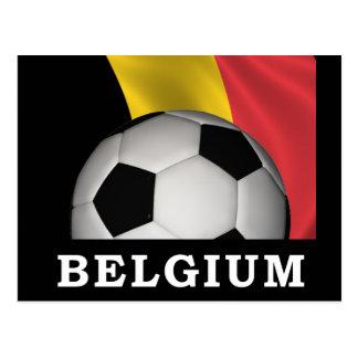 Cartão Postal Mundo Bélgica