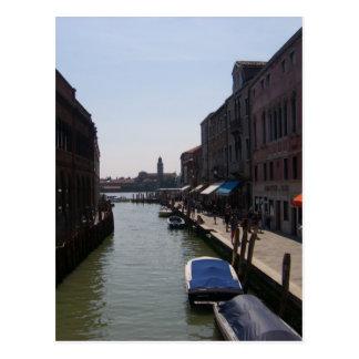 Cartão Postal Murano -
