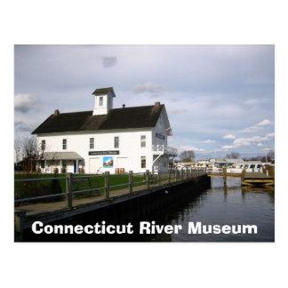 Cartão Postal Museu de Connecticut River