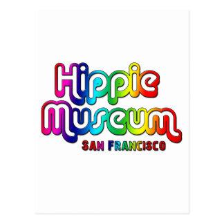 Cartão Postal Museu San Francisco do Hippie
