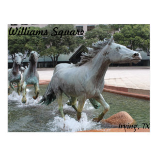 Cartão Postal Mustang de Las Colinas # 10