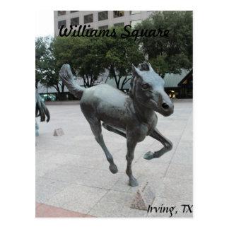 Cartão Postal Mustang de Las Colinas # 11