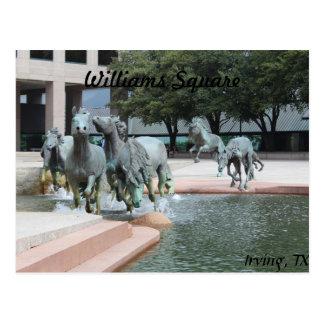 Cartão Postal Mustang de Las Colinas # 12