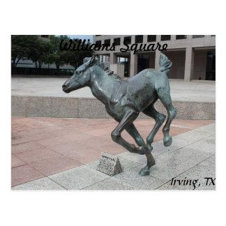 Cartão Postal Mustang de Las Colinas # 13