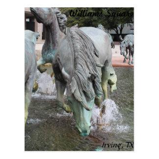 Cartão Postal Mustang de Las Colinas # 15
