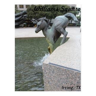 Cartão Postal Mustang de Las Colinas # 18
