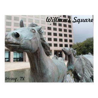 Cartão Postal Mustang de Las Colinas # 2