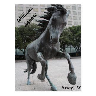 Cartão Postal Mustang de Las Colinas # 20