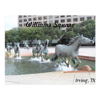 Cartão Postal Mustang de Las Colinas # 21