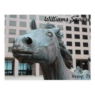 Cartão Postal Mustang de Las Colinas # 22