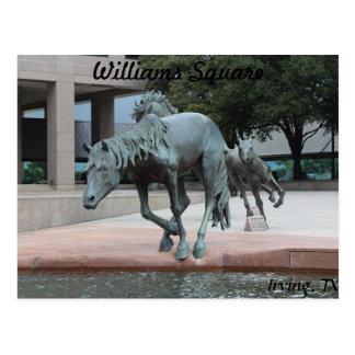 Cartão Postal Mustang de Las Colinas # 23