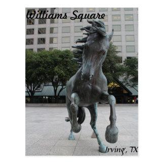 Cartão Postal Mustang de Las Colinas # 25