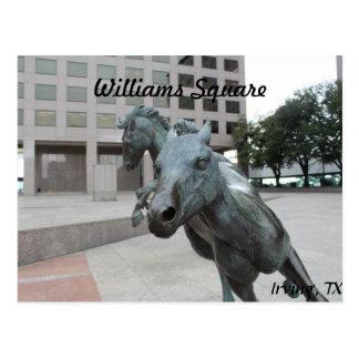 Cartão Postal Mustang de Las Colinas # 26