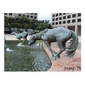 Cartão Postal Mustang de Las Colinas # 28