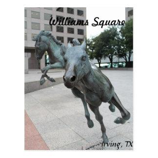 Cartão Postal Mustang de Las Colinas # 29