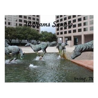 Cartão Postal Mustang de Las Colinas # 3