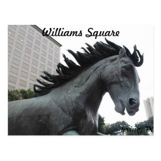 Cartão Postal Mustang de Las Colinas # 6