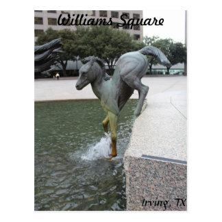 Cartão Postal Mustang de Las Colinas # 7