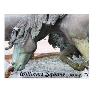 Cartão Postal Mustang de Las Colinas # 8