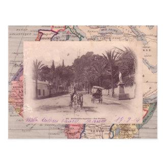 Cartão Postal Mustapha, 1904