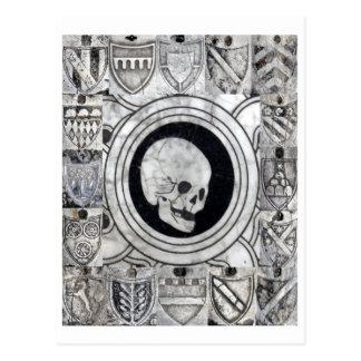 Cartão Postal Na morte