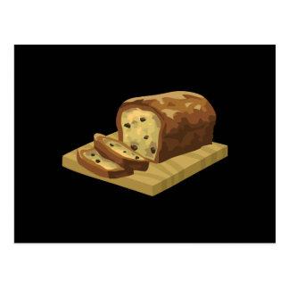Cartão Postal Naco do abobrinha do swank da comida do pulso