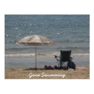 Cartão Postal Nadar ido