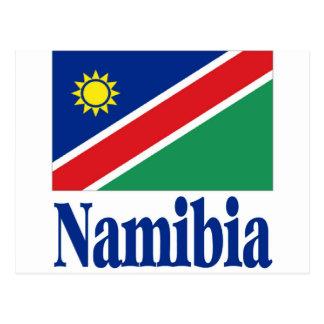 Cartão Postal Namíbia