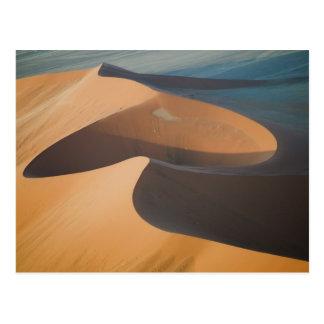 Cartão Postal Namíbia, Soussevlei, grandes dunas de areia
