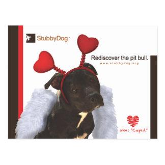 Cartão Postal Namorados #2 de StubbyDog