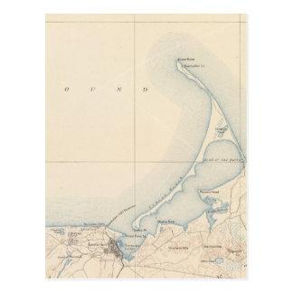 Cartão Postal Nantucket, Massachusetts