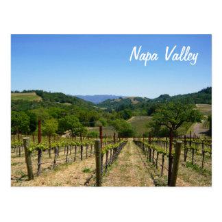 Cartão Postal Napa Valley