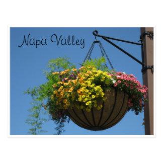 Cartão Postal Napa Valley, CA