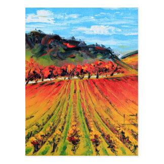 Cartão Postal Napa Valley por Lisa Elley