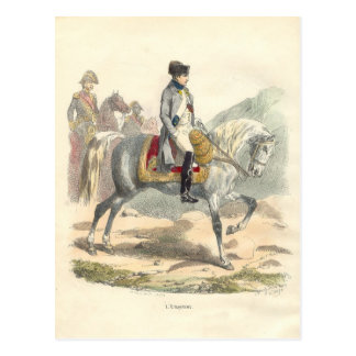 Cartão Postal Napoleon