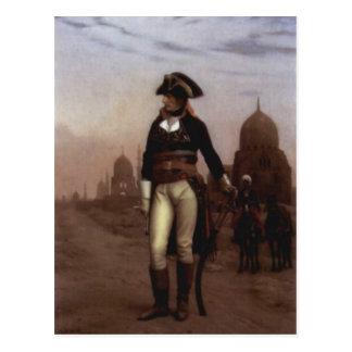 Cartão Postal Napoleon Bonaparte