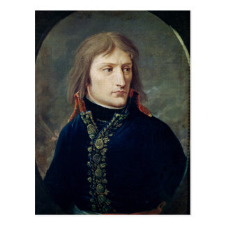 Cartão Postal Napoleon Bonaparte como o Geral-em-Chefe